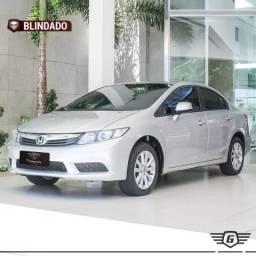 CIVIC 2013/2014 1.8 LXS 16V FLEX 4P AUTOMÁTICO