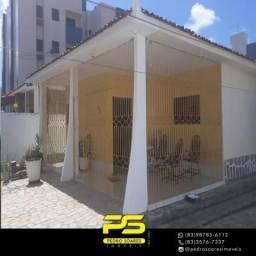 Casa com 3 dormitórios à venda, 300 m² por R$ 550.000 - Jardim São Paulo - João Pessoa/PB