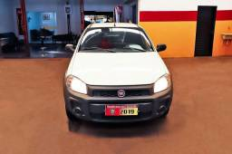FIAT STRADA 1.4 MPI HARD WORKING CD 8V 2018