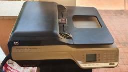 Impressora HP não imprime de resto tudo funcionando