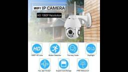 Câmera Ip Icsee Prova Dgua Infravermelho Externa Wifi Abq-a1