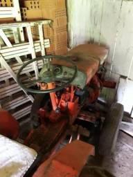 Trator agrale usado com 3 implementos