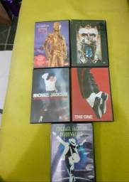 DVDs ORIGINAIS MICHAEL JACKSON(Reliquias)
