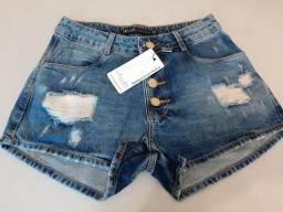 Short da Miller jeans Tam 40