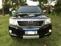 Toyota hilux automática 2014/2014 gnv 5°geração 4x2 muito nova!!!!! - 2014