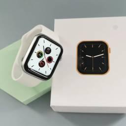Relógio smartwatch faz e recebe ligação iwo 12 lite