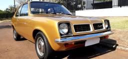 Chevette 1978 para colecionadores.
