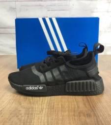 Adidas NMD R1 Boost Triplo Black