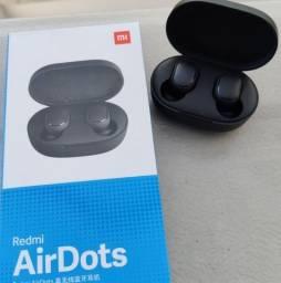 Ilimitado.. Redmi Air Dots da xiaomi.. Novo lacrado com garantia e entrega imediata