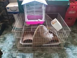 Gaiolas para hamster e pequenos animais