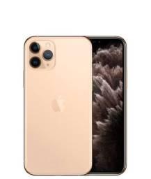 Apple / iPhone 11 Pro Max 64GB DOURADO ( Centro - RJ ) #CaminhaoVirou