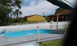 Praia de Itapoá sc, casa com piscina p/ ate 18 pessoas