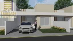 Casa Em Condomínio No Araçagi ,3 Suites ,Construção