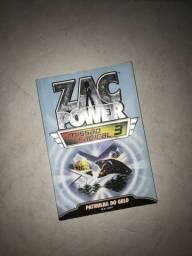 Livro: Zac Power