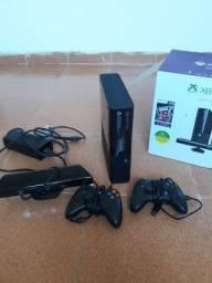 Xbox 360 Novo com kinect