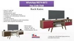 New! compre pelo wpp e receba amanhã - 98574//8672 Rack Retrô Kairo