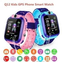 Relógio inteligente Smartwatch infantil