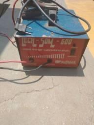Varredor de bateria para som automotivo pesado