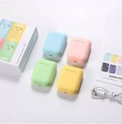 Fone de Ouvido S/ Fio Bluetooth In Pods 12 IOS Android Music