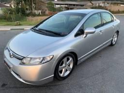 Honda CIVIC LXS / AUTOMATICO / LEGALIZADO BAIXO
