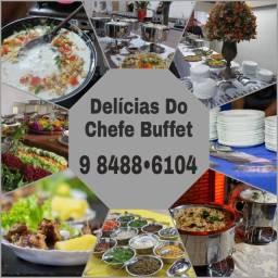 Buffet Delícias do chefe buffet