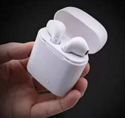 Esse fone inovador é a maneira mais pratica de escutar musicas e conversar pelo celular!