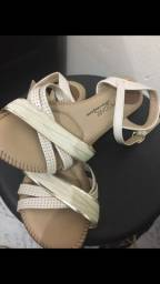 Sandália com preço muito bom