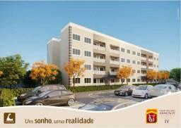 75- Apartamento TOP no Araçagy com 57m2