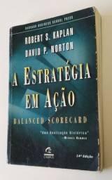 A estratégia em ação Kaplan e Norton conservado