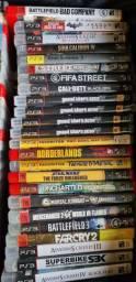 Jogos Ps3 - Play 3 - Playstation 3