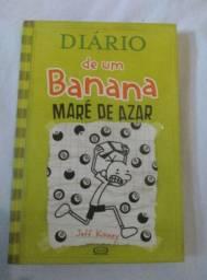 Diário de um banana 8 - Maré de azar