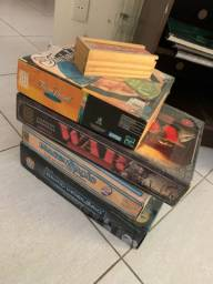 Kit de jogos usados