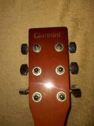Violão Giannini semi-novo ( usado poucas vezes )