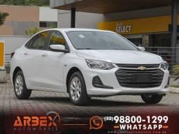 Chevrolet ONIX 1.0 turbo lt plus sedan 2020/2021