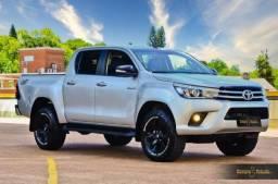 Hilux CD SRV 4x4 2.8 TDI Diesel Aut.