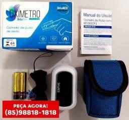 Oximetro com Alarme Digital *