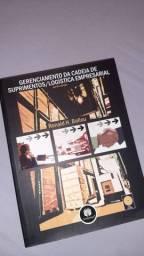 Livro Gerenciamento da Cadeia de Suprimentos/Logística Empresarial
