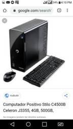 Computado semi novo completo