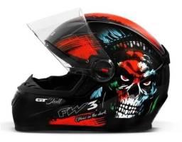 Promoção capacete esportivo FW3