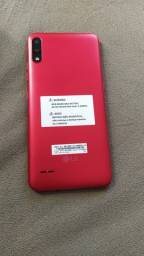 LG K22+ 64 GB novo