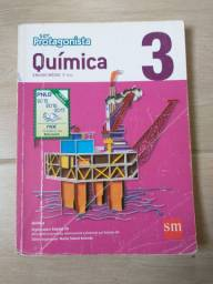 Livro de química do 3 ano do ensino médio