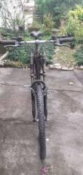 Bicicleta recém revisada