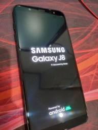 Samsung Galaxy J8 64GB PRETO