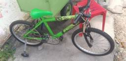 Bicicleta BEN 10 NOVA