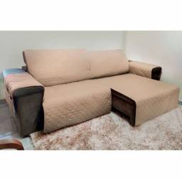 Capa para sofá Retrátil e Reclinável