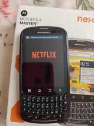 Motorola XT 605 na garantia