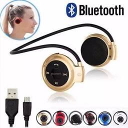 Fone de Ouvido Sem Fio mini - 503 TF, Bluetooth, Ideal para corrida