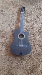Lindo Violão amplificado michael.
