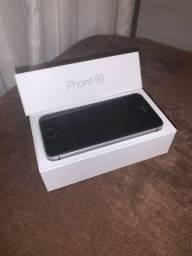 Iphone SE 128gb + 10 capinhas