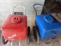 Carros de pocole